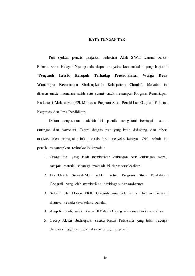 baja ringan pdf contoh makalah wirausaha - par