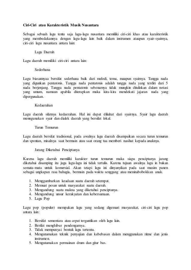Macam Macam Musik Nusantara : macam, musik, nusantara, Musik, Daerah, Nusantara, Aliyya, Mahsud