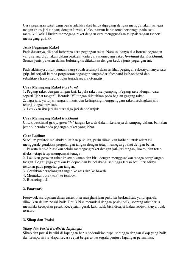 Pengertian Footwork : pengertian, footwork, Pengertian, Sejarah, Tangkis
