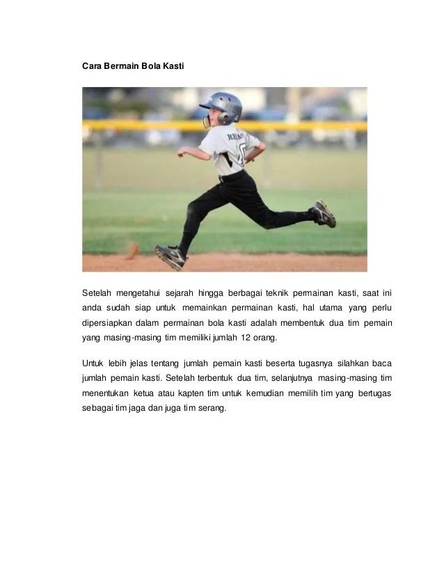 Pengertian Permainan Baseball : pengertian, permainan, baseball, Pengertian, Permainan, Kasti2