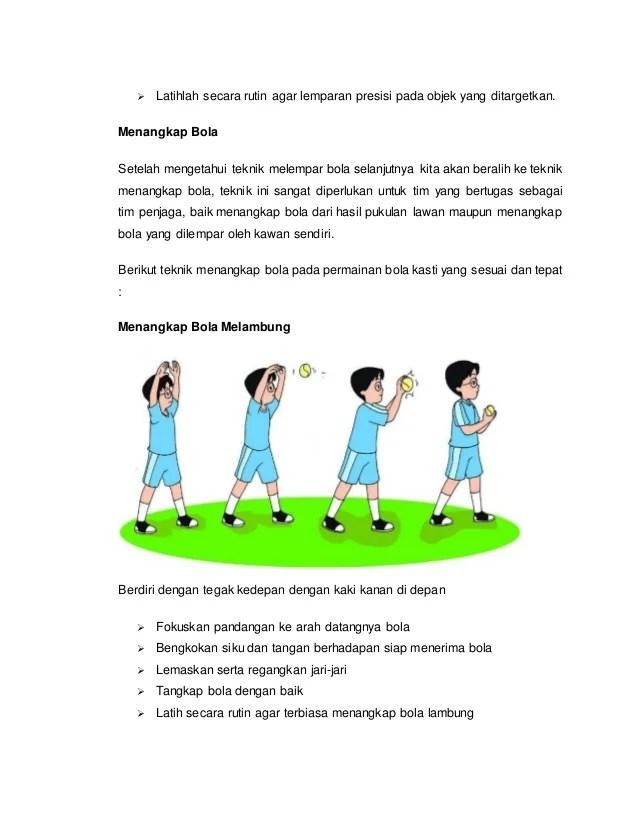 Gambar Menangkap Bola Kasti : gambar, menangkap, kasti, Pengertian, Permainan, Kasti2
