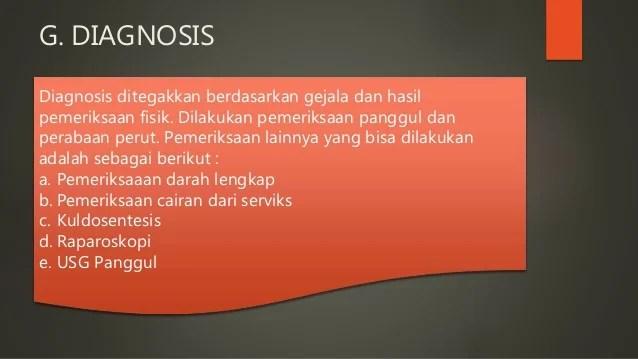 Penyakit Radang Panggul Pelvic Inflammatory Disease