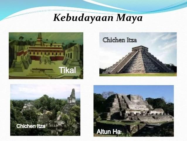 Peradaban Amerika Kuno