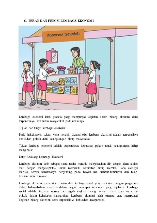 Contoh Lembaga Ekonomi : contoh, lembaga, ekonomi, Pengertian, Fungsi, Contoh, Lembaga, Sosial, Postingan, Pelajaran, Cute766
