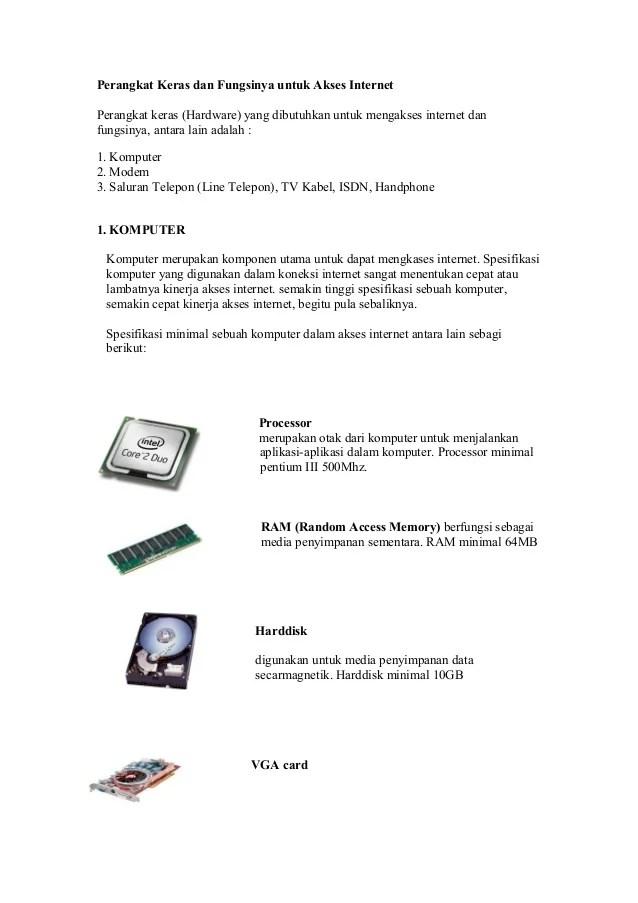 Daftar Lengkap Alat yang Dibutuhkan untuk Terhubung dengan