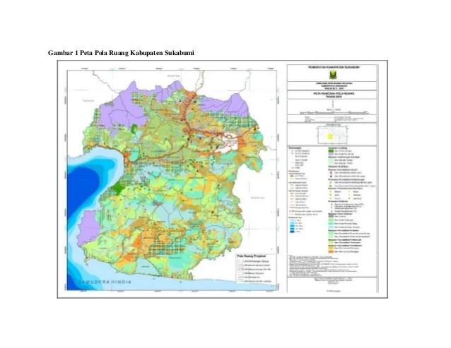 karakteristik wilayah kabupaten sukabumi
