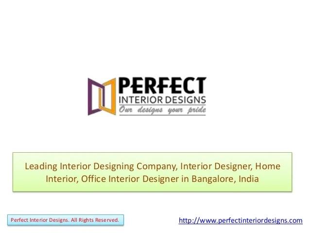 Home Interior Design  Interior Designs Company Bangalore India