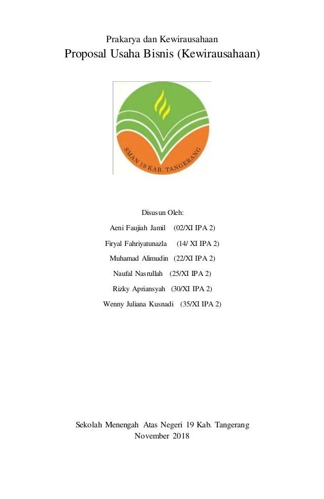 Proposal Usaha Makanan Khas Daerah Modifikasi PKW.docx