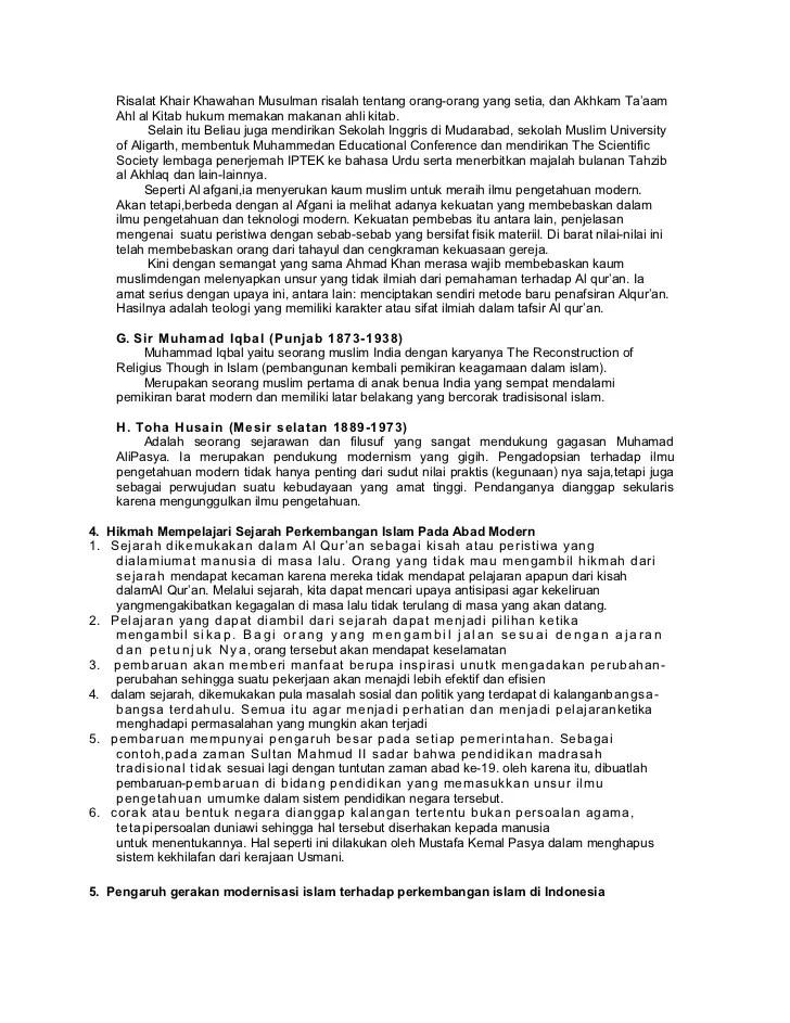 Pengaruh Gerakan Modernisasi Islam Terhadap Perkembangan Islam Di Indonesia : pengaruh, gerakan, modernisasi, islam, terhadap, perkembangan, indonesia, Pengaruh, Gerakan, Modernisasi, Islam, Terhadap, Perkembangan, Indonesia