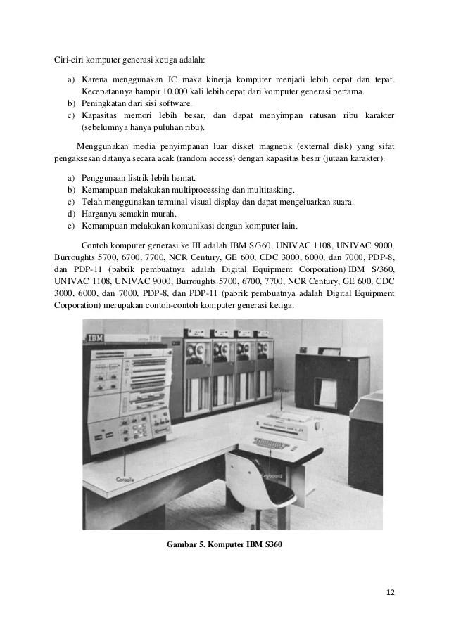 Contoh Komputer Generasi Pertama : contoh, komputer, generasi, pertama, Komputer, Generasi, Pertama, Sampai, Cute766