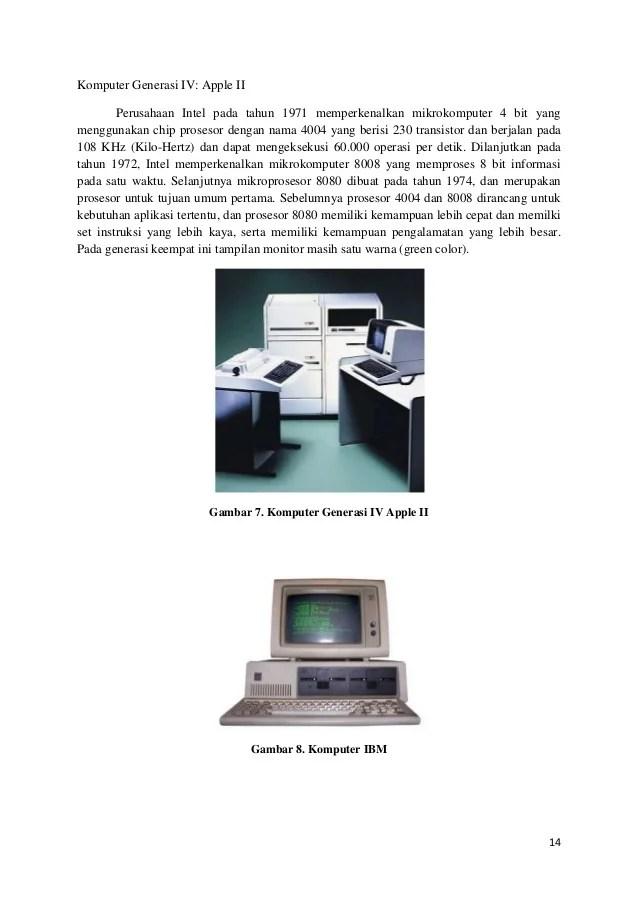 Contoh Komputer Generasi Pertama : contoh, komputer, generasi, pertama, Gambar, Komputer, Generasi, Pertama, Sampai, Akhir