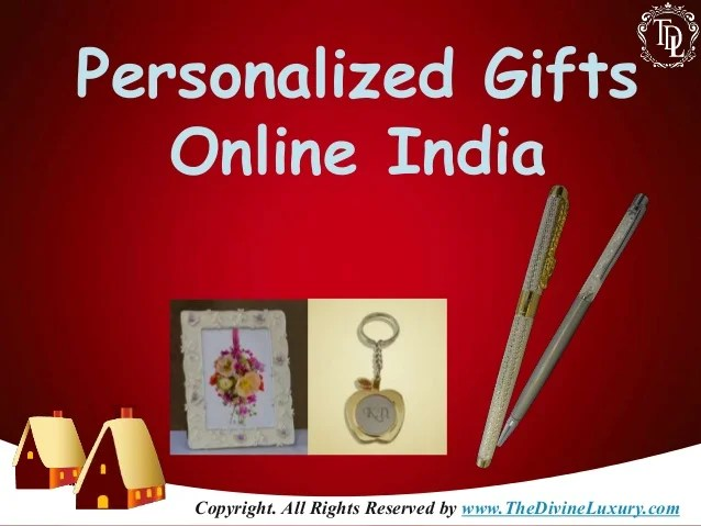 Personalized Gifts Online India