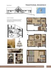 Interior Design Portfolio - Traditional Residence 01 ...