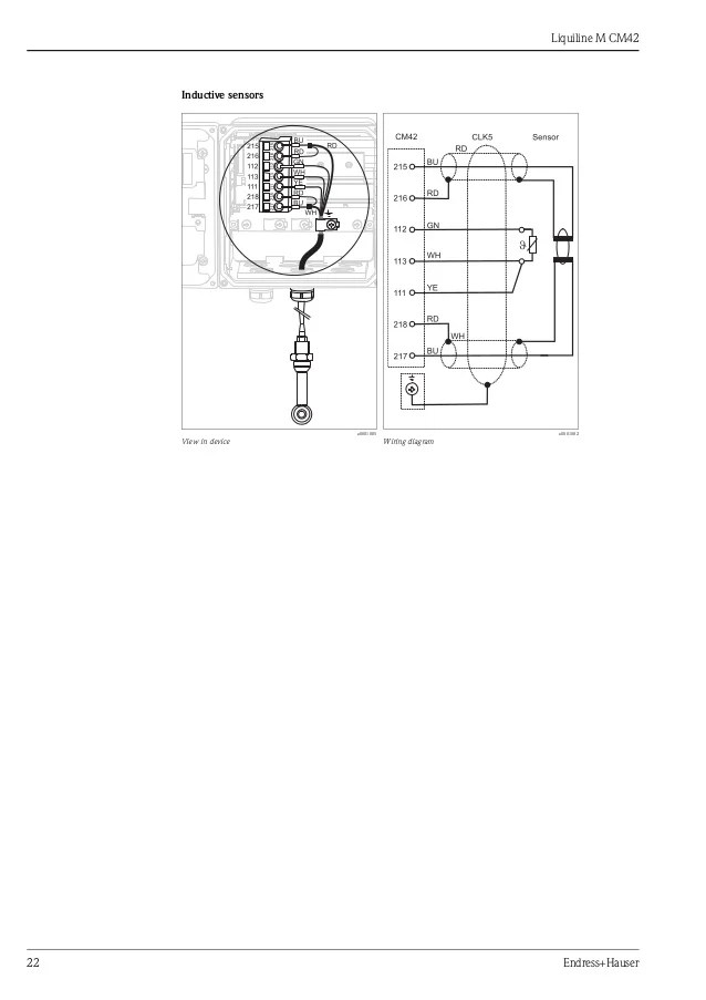 Temperature Transmitter Wiring Diagram