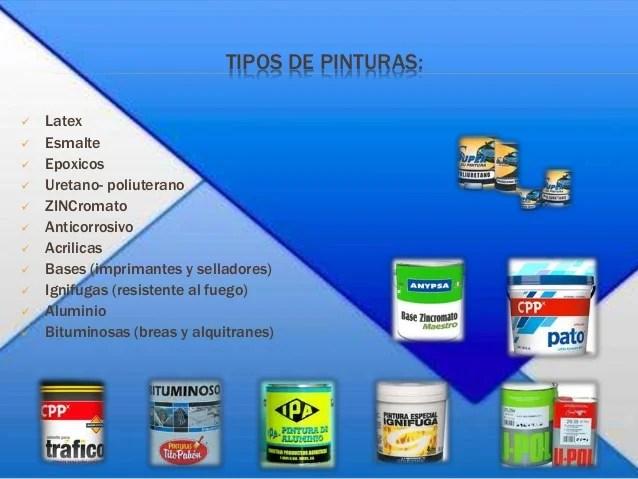 TIPOS DE PINTURA Y TIPOS DE TARRAJEO