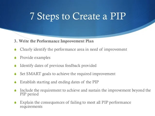 performance plan template - Tier.brianhenry.co