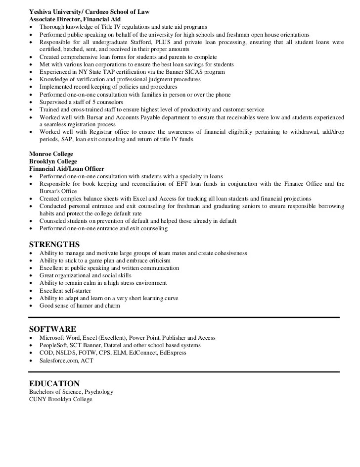Images Patient Financial Counselor Resume