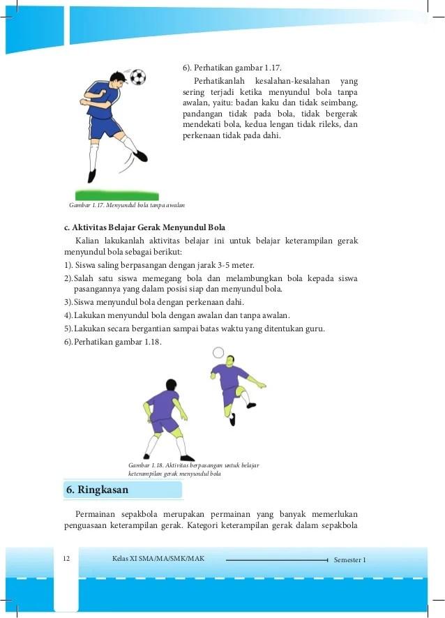 Gerakan Menyundul Bola : gerakan, menyundul, Sem1_sma, Kelas, Kurikulum, 2013_[blogerkupang.com]