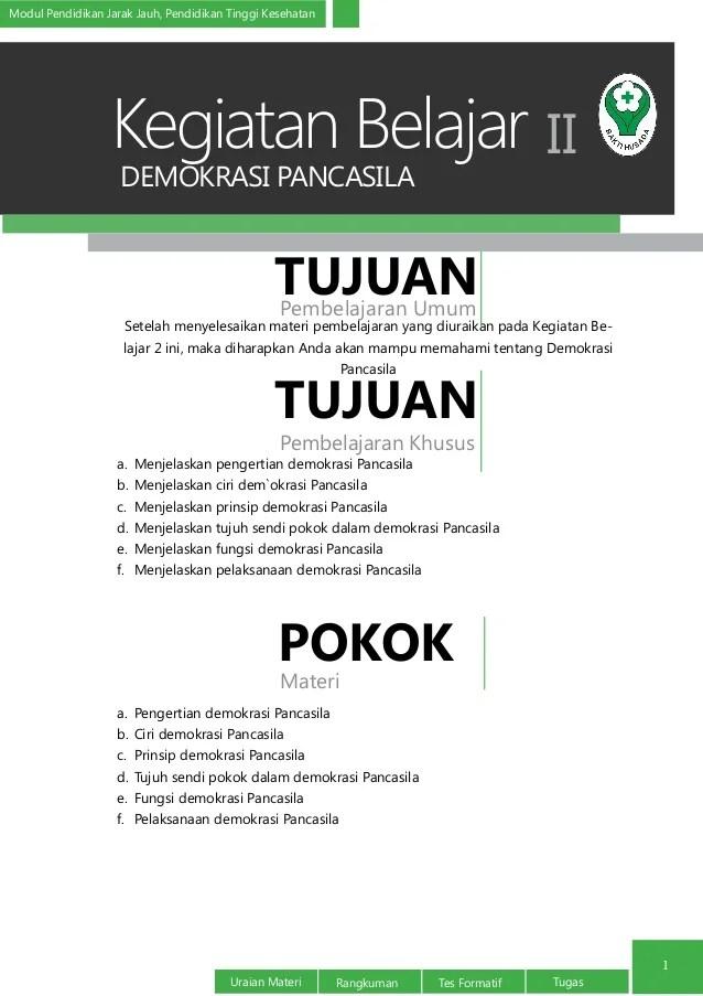Nilai Moral Yang Terkandung Dalam Demokrasi Pancasila Bersumber Dari : nilai, moral, terkandung, dalam, demokrasi, pancasila, bersumber, Demokrasi, Pancasila