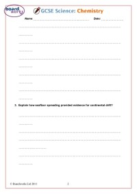 Printable Worksheets  Continental Drift Worksheets ...