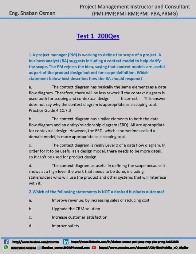 Pmi pba full exam1questions