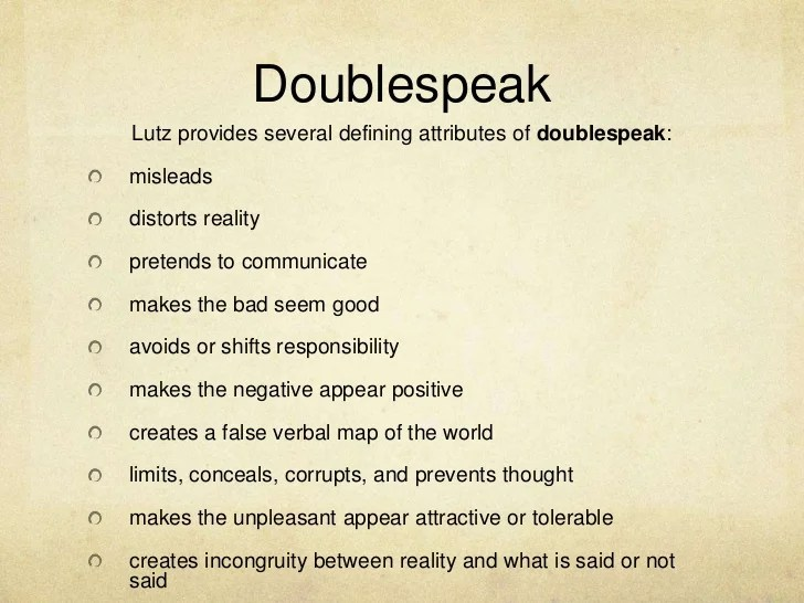 Doublespeak Essay Route S Cover Letter Community Relations