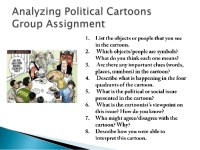 Analyzing and Creating Political Cartoons