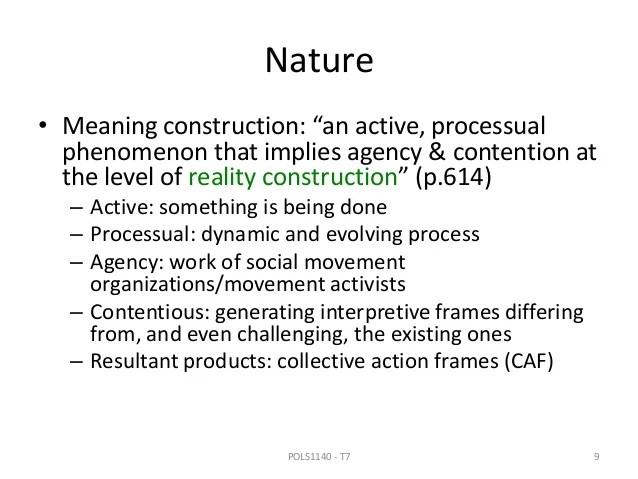 Social Framing Meaning | Viewframes.org