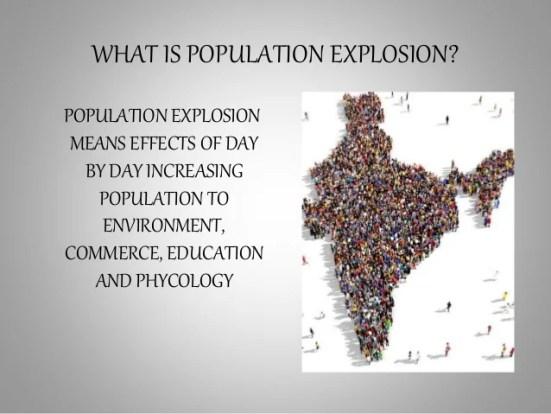Image result for population explosion