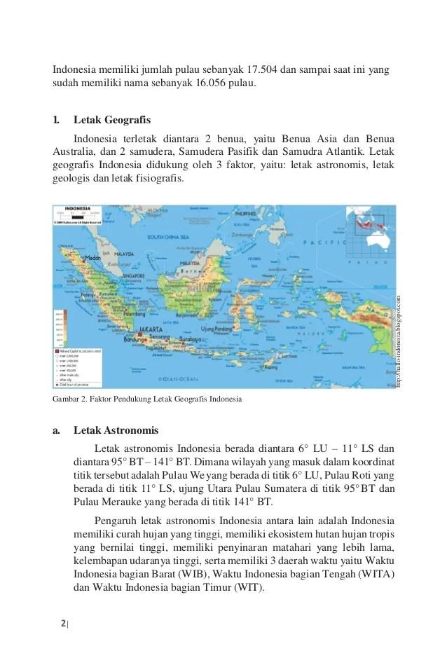 Letak Geologis Indonesia : letak, geologis, indonesia, Poros, Maritim