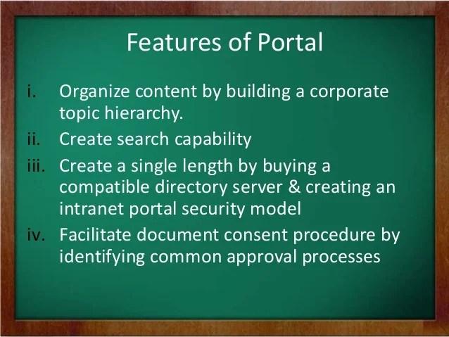 Portals – Definition & Overview