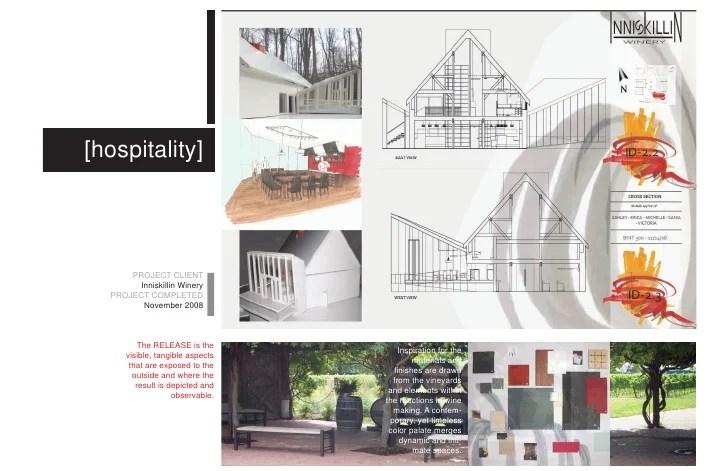 Interior Design Portfolio Examples Pdf Dolap Magnetband Co