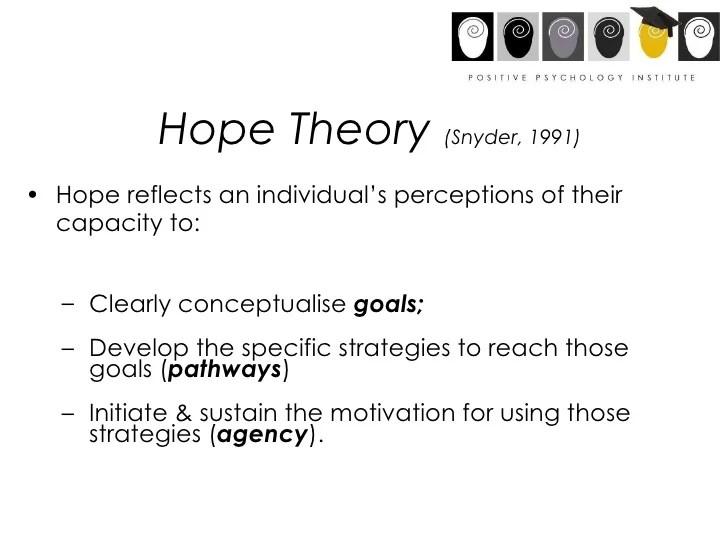 Positive psychology keynote