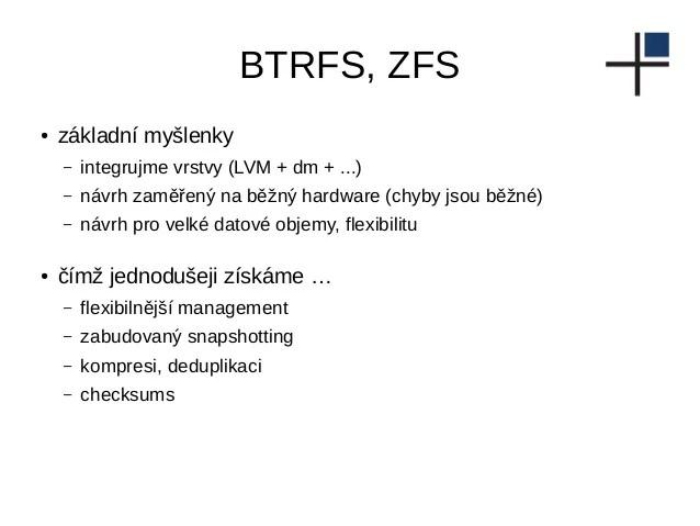 Postgresql On Ext4 Xfs Btrfs And Zfs - Resume Examples