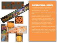 October Themed Apartment Marketing Ideas, Low Cost