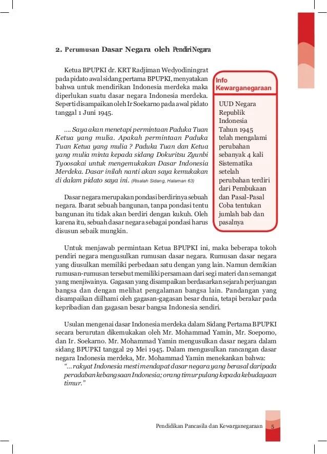Usulan Dasar Negara Soekarno : usulan, dasar, negara, soekarno, Sebutkan, Usulan, Dasar, Negara, Dikemukakan, Soekarno