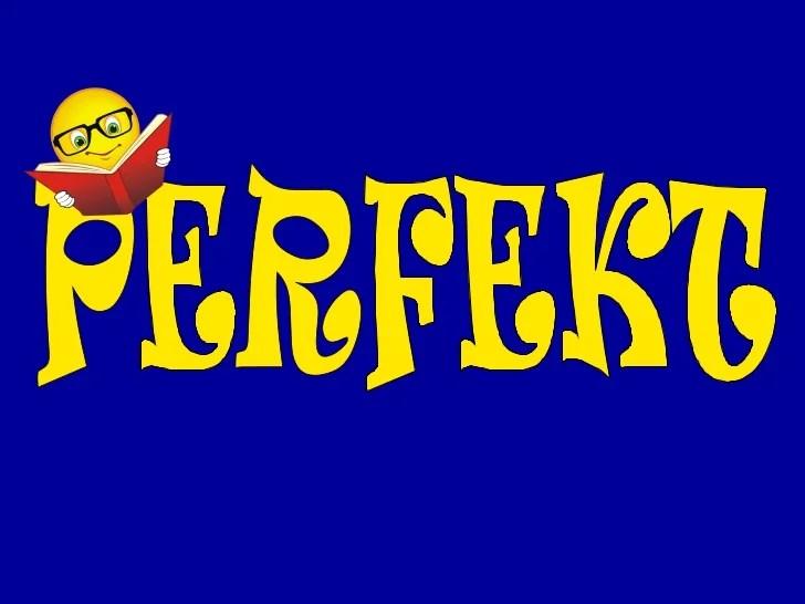 Ppp Perfekt