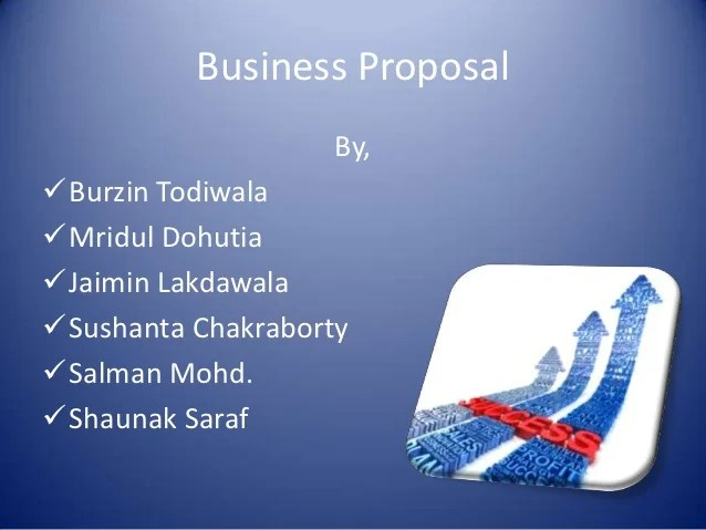 Business Proposal Powerpoint Slide | Accounting Internship Pwc