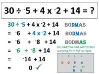 Applying Integer Operations Math Worksheets. Applying ...