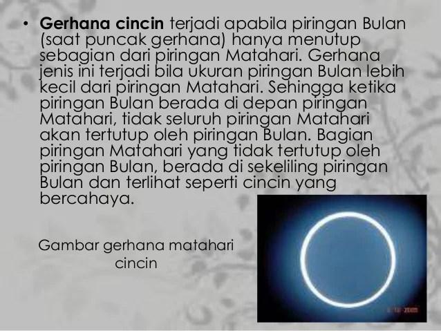Pptku gerhana matahari dan gerhana bulan