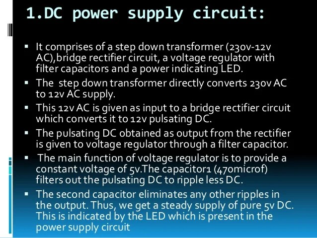Divider Circuit Diagram Likewise Ac To Dc Power Supply Circuit Diagram