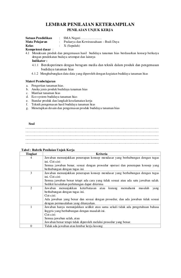 3.1 Budidaya Tanaman Hias - Scribd