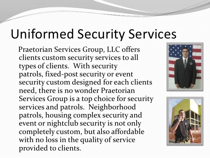 Security 4 What Group