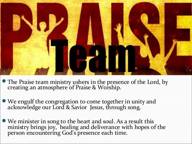 Praise Amp Worship Encounter