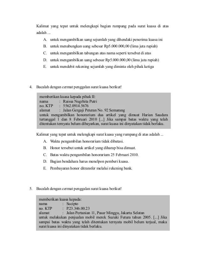 Contoh Soal Melengkapi Kalimat Rumpang : contoh, melengkapi, kalimat, rumpang, Contoh, Melengkapi, Paragraf, Rumpang, Pelajaran, Bahasa, Indonesia, Cute766
