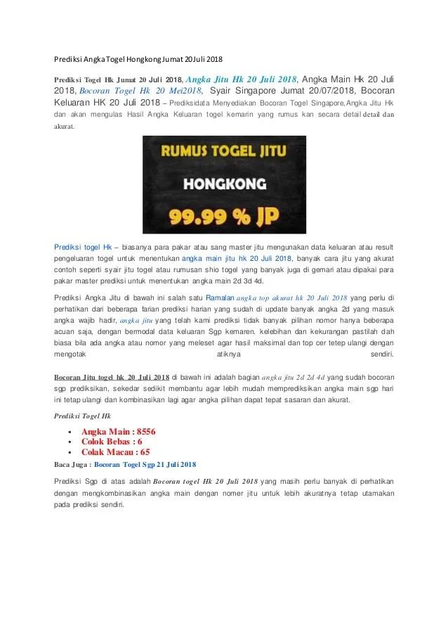 Master Angka Jitu Hk : master, angka, Prediksi, Angka, Togel, Hongkong, Jumat