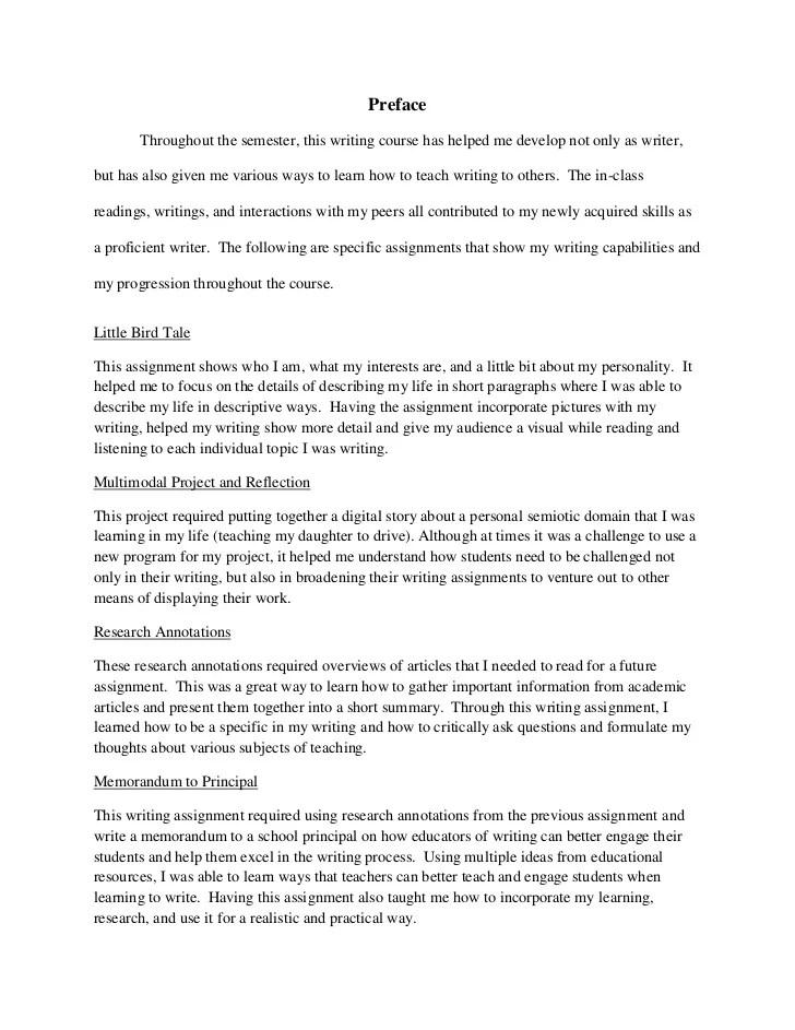Preface 2