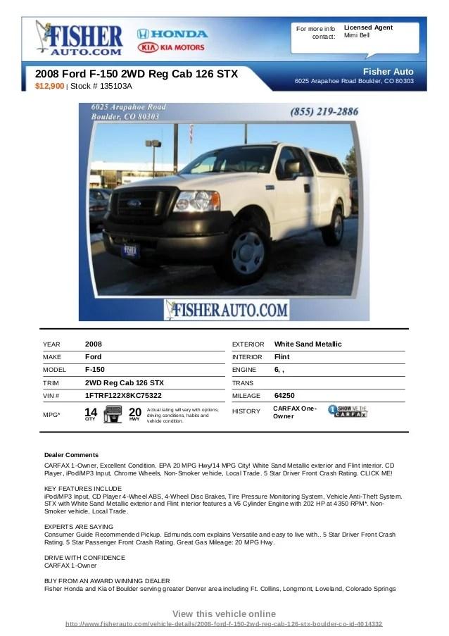 Ford Dealership Fort Collins : dealership, collins, Pre-Owned, F-150, Boulder
