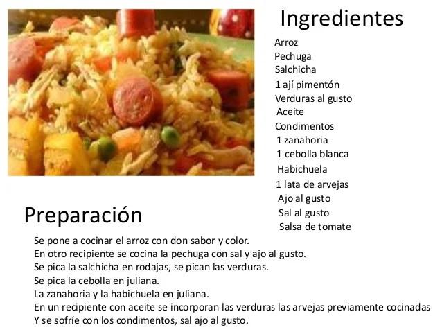 Como Cocinar Arroz Con Pollo Pictures to Pin on Pinterest