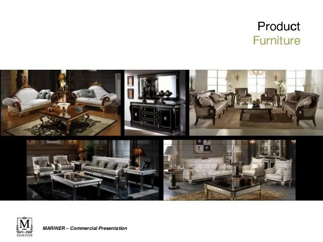 mariner luxury furniture lighting
